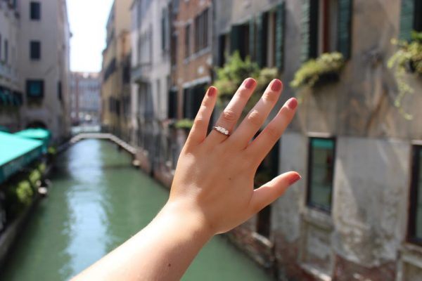 The most Instagrammed Engagement ring styles in 2021