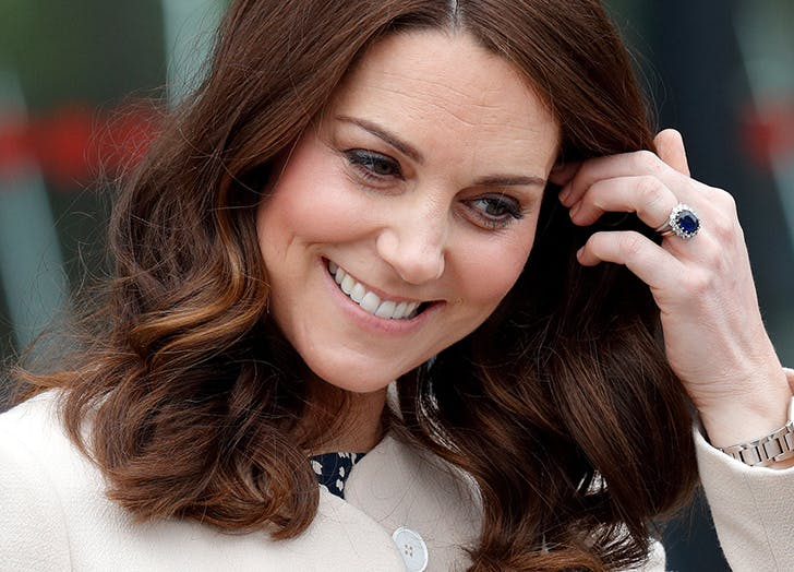 The beautiful history of Kate Middleton's engagement ring