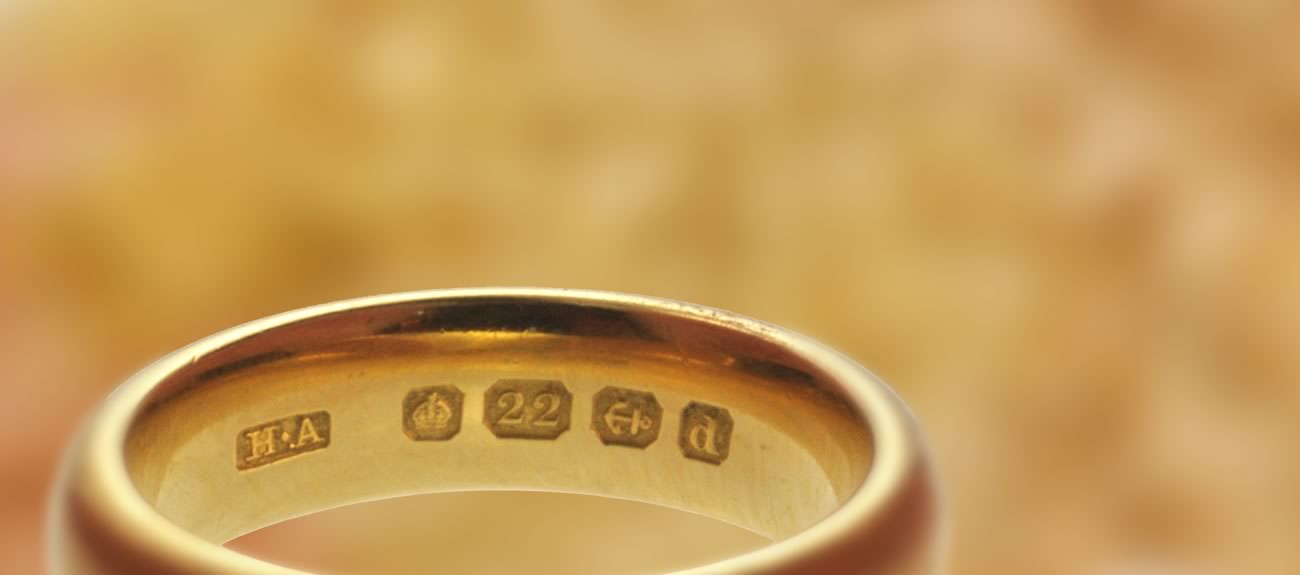 What is a hallmark and does all gold jewellery need one?