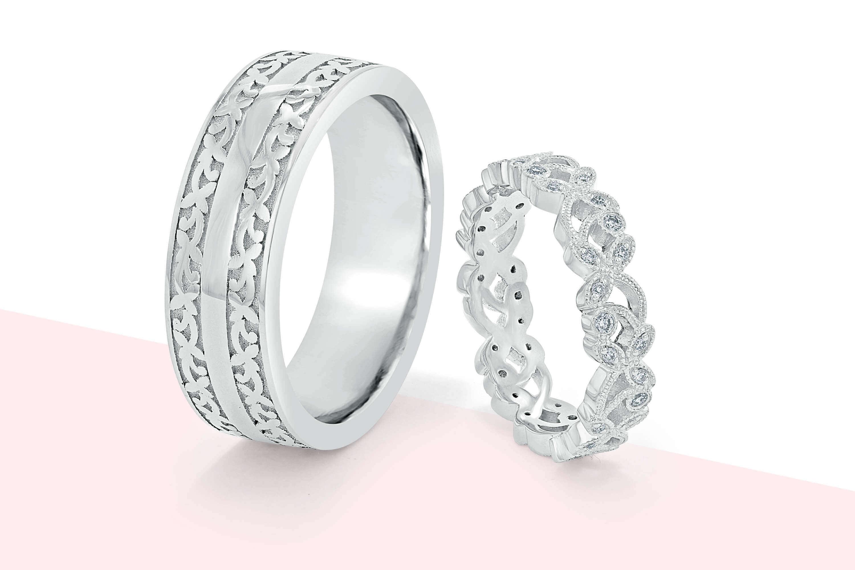 Why choose custom made wedding rings?