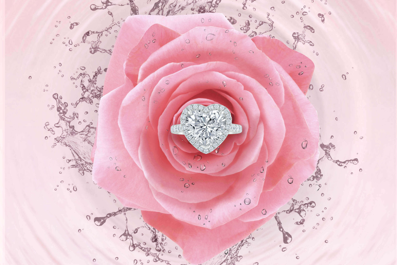 The Story of Heart Cut Diamonds