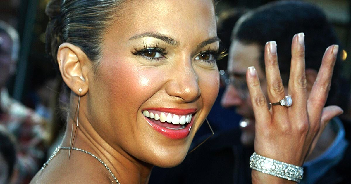 Why J-Lo's engagement ring from Ben Affleck is soaring in value right now
