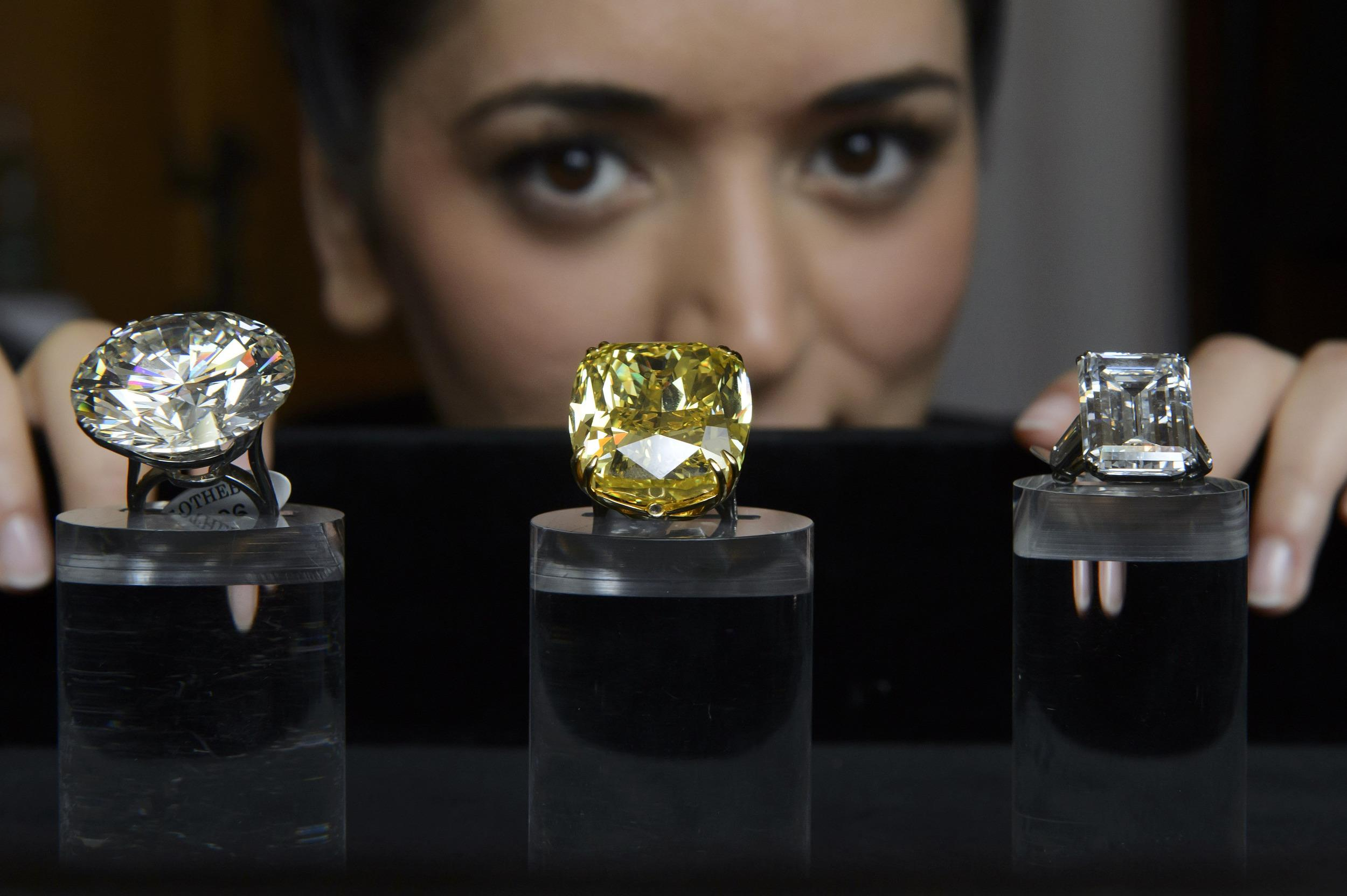 The most expensive jewellery on sale at the 2021 Sotheby's Magnificent and Noble Jewels auction
