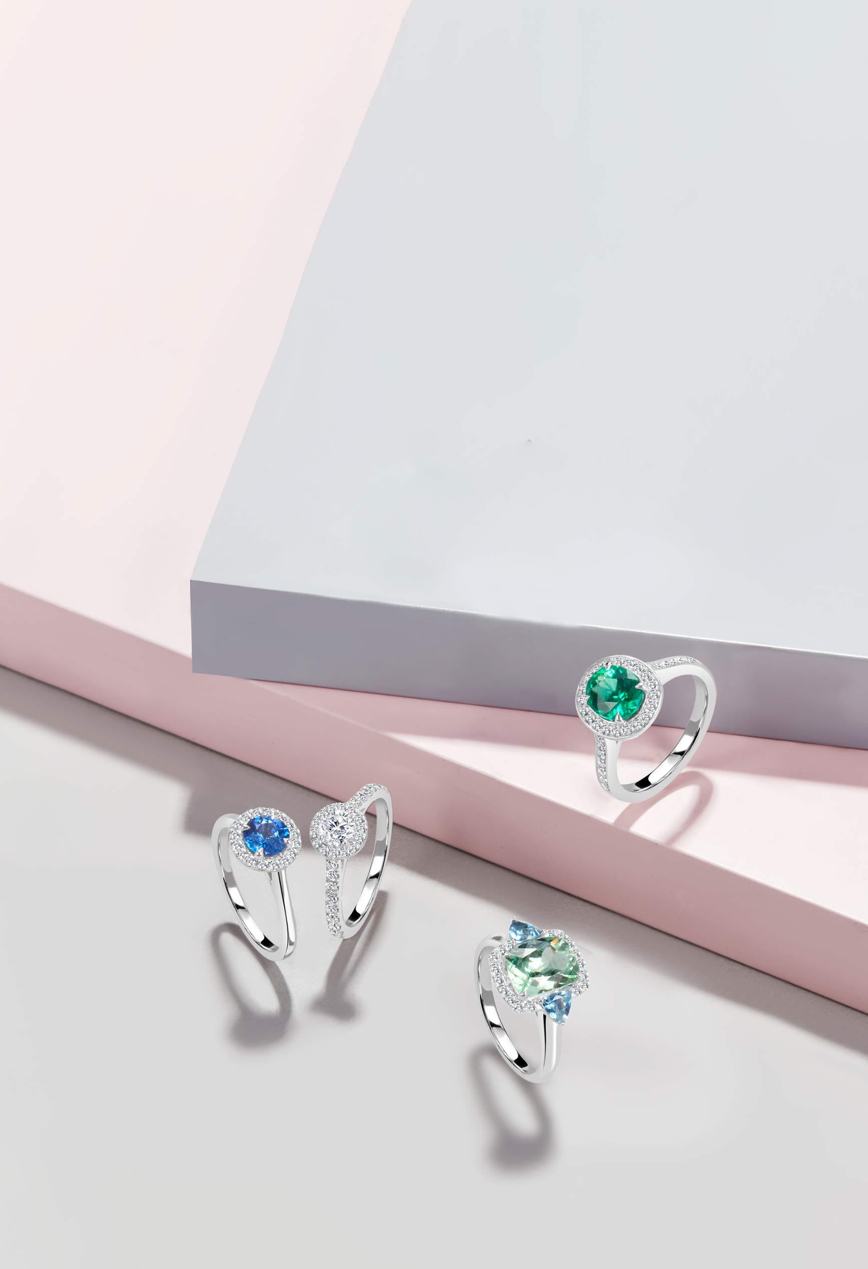 Gemstone Jewellery - Steven Stone