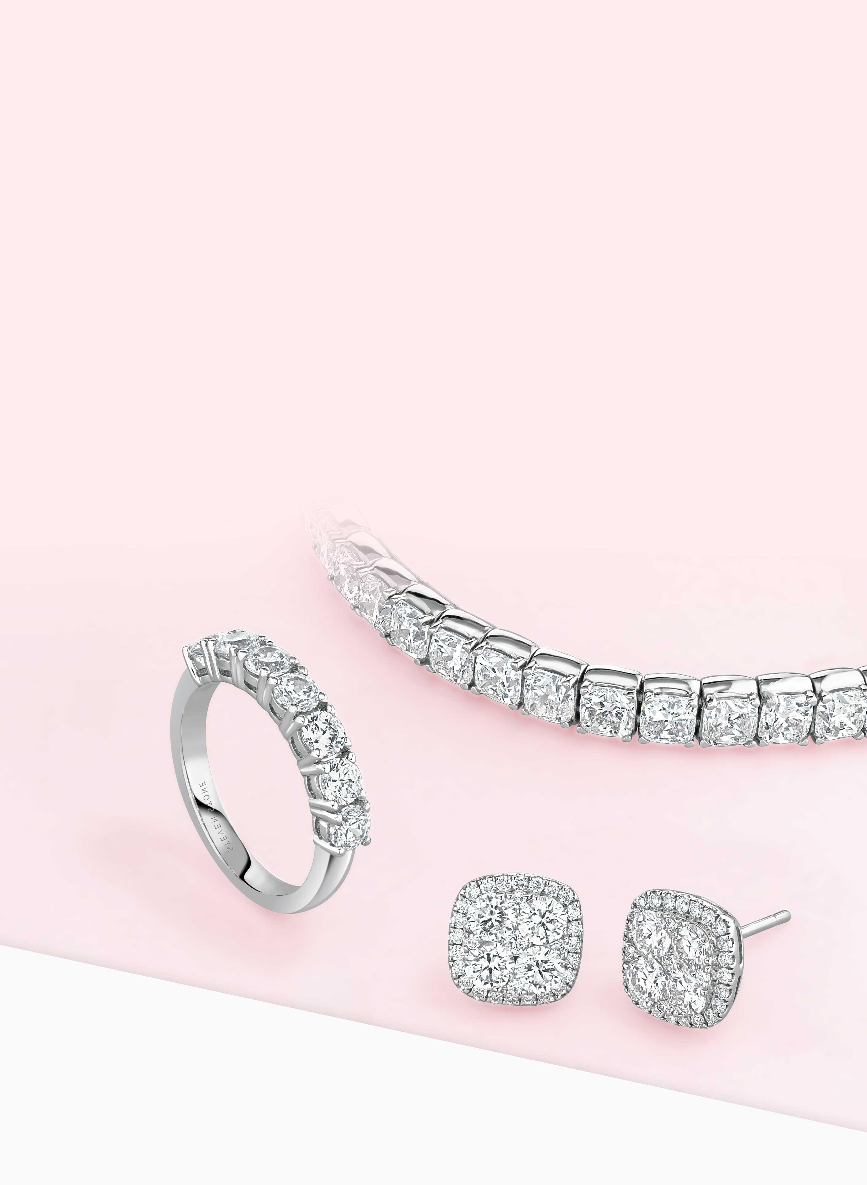 Fine Jewellery - Steven Stone