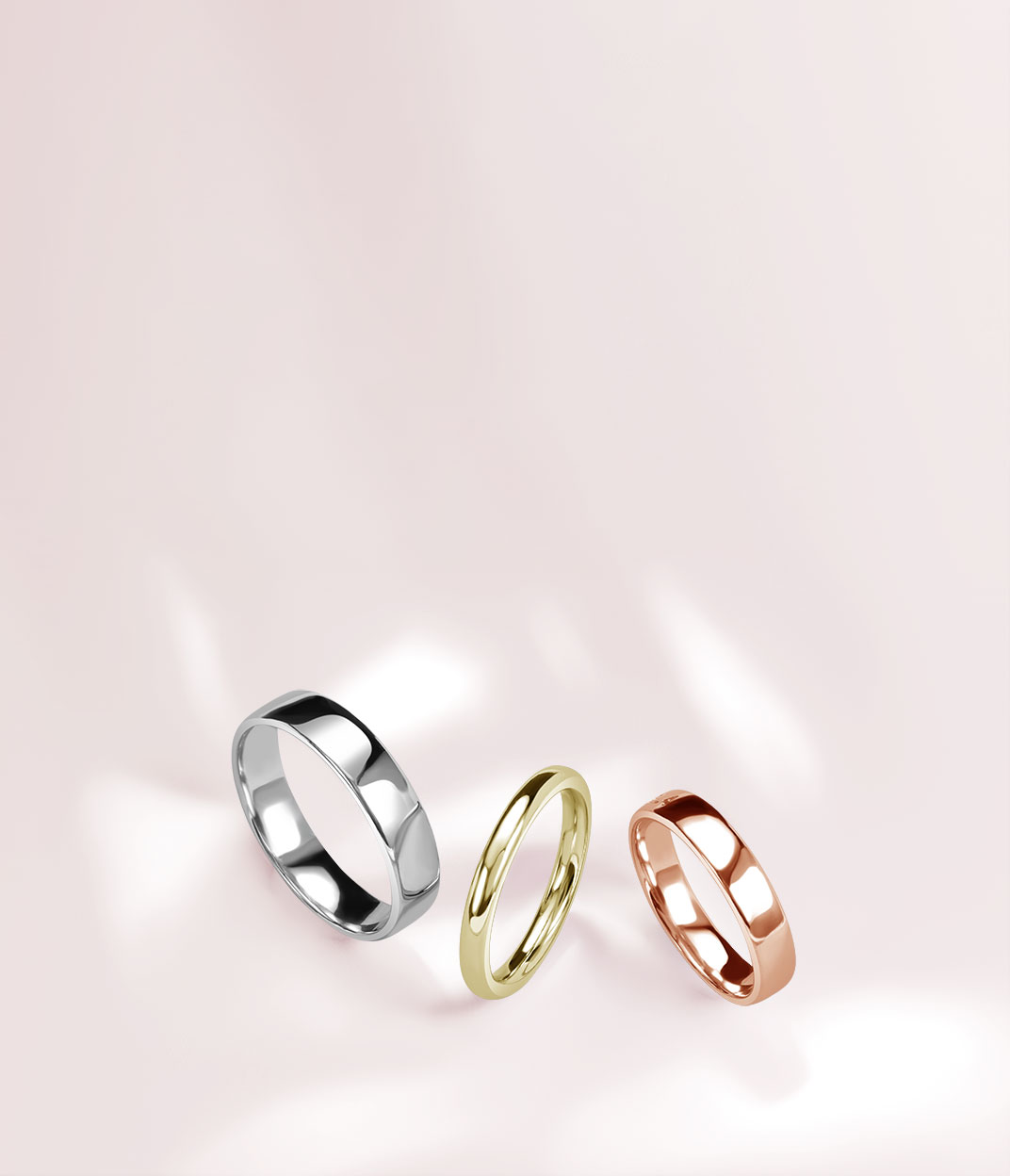 Men's Wedding Rings - Steven Stone