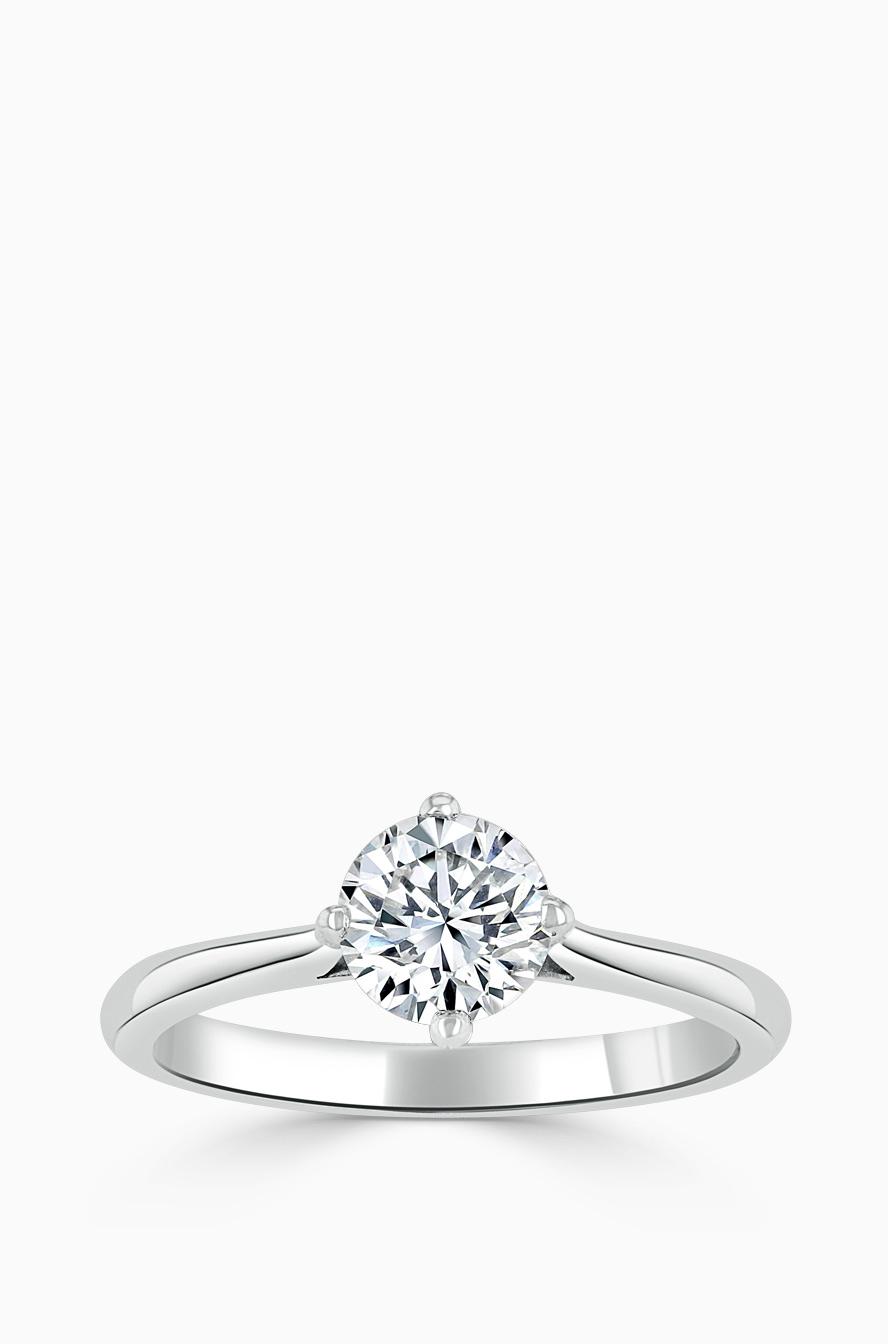 Diamond Solitaire Engagement Rings - Steven Stone