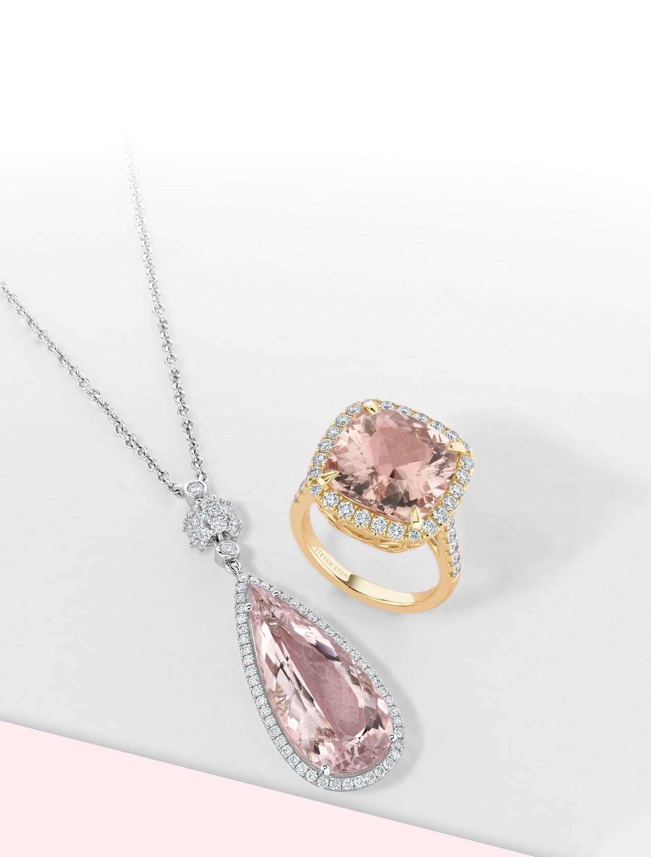 The Morganite Collection