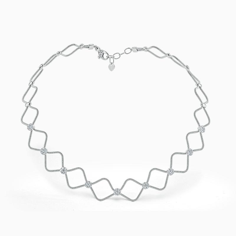 Florence Diamond Necklace