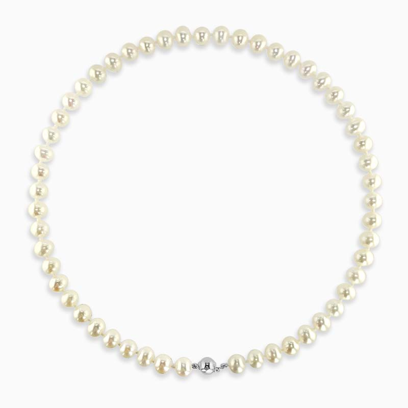 8.5mm - 9mm Akoya Pearl Necklace
