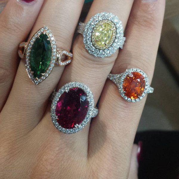 2017 jewellery trends