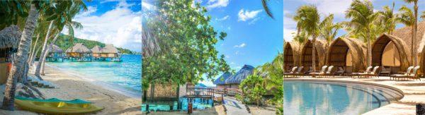 Honeymoon Locations - Bora Bora