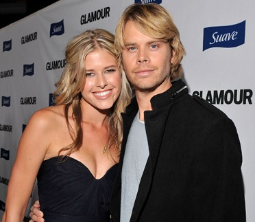 Eric Christian Olsen engaged