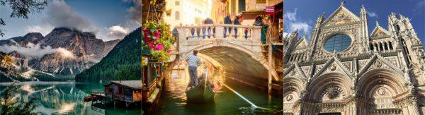 Honeymoon Locations - Italy