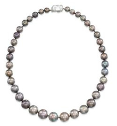 The Cowdray Pearl necklace