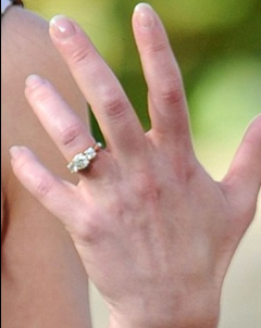 christina ricci engagement ring