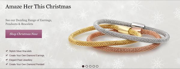 christmas jewellery gifts