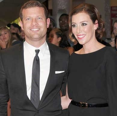 dermot o'Leary engaged
