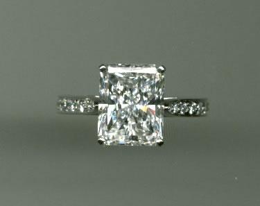 drew barrymore engagement ring