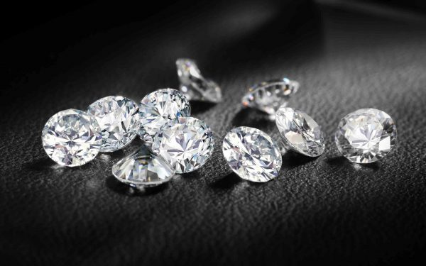 diamonds for engagement rings