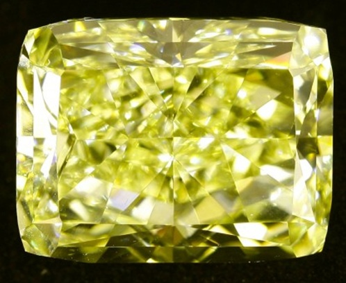 golden eye diamond sold during on-line auction