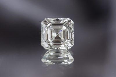 large asscher diamond