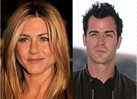 jennifer aniston and justin theroux wedding on the beach