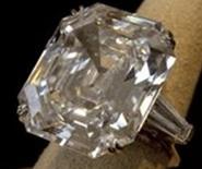 Elizabeth Taylor emerald diamond ring