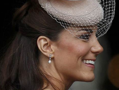 kate middleton diamond and pearl earrings