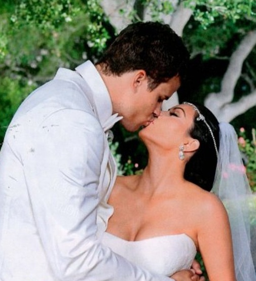 Kim Kardashian is giving fans the chance to win a wedding like hers