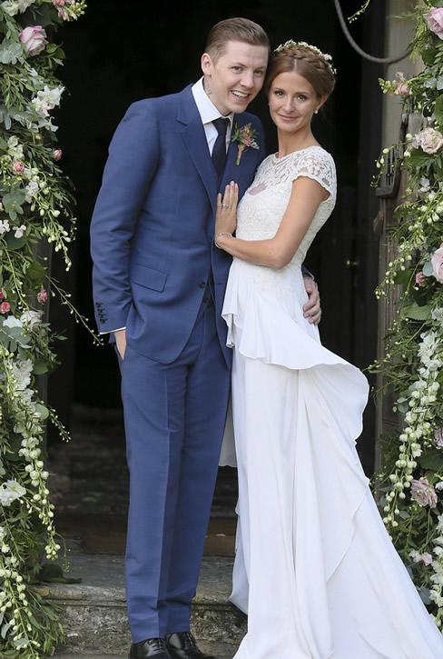 millie mackintosh and professor greens wedding