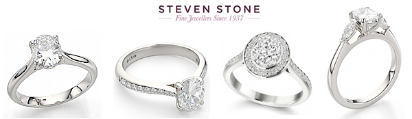 oval diamond engagement ring designs