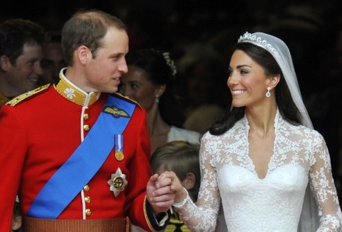prince william and kate middleton's royal wedding is a Guinness world record