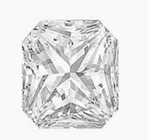 radiant cut diamond img