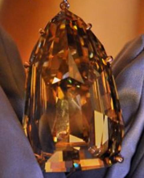 rare yellow diamond
