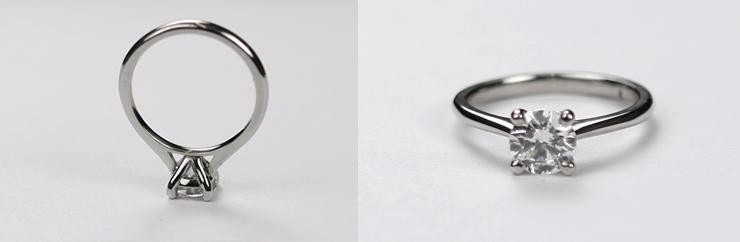 wedfit enegagement ring