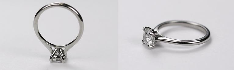 wedfit engagement ring