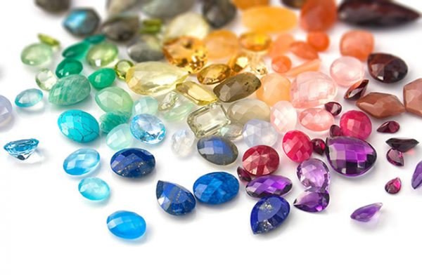 Gemstones Cut
