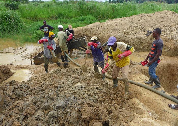 Improving Mining Methods