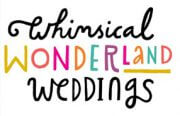 Whimsical Wonderland Weddings Logo